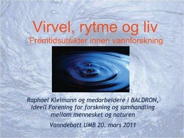 NO-Baldron-Virvel-rytme-liv-osninger20-3-2011 - Vannsymposium