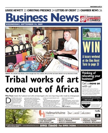Turn to page 23 - Newsquest (Midlands South)