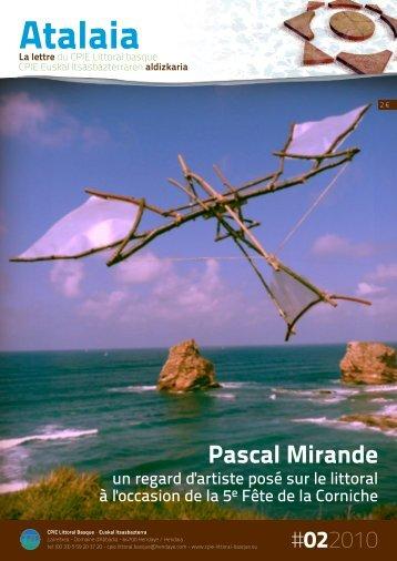 Atalaia #2 - (CPIE) Littoral basque