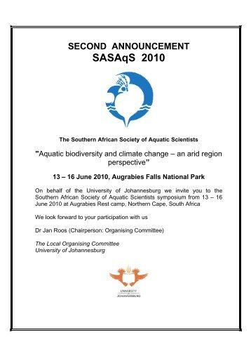 SASAqS 2010