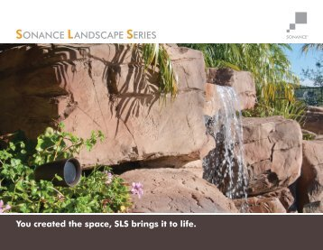 You created the space, SLS brings it to life.