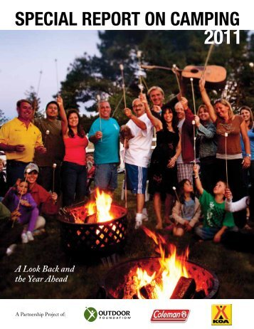 Special Report on Camping - 2011 - The Outdoor Foundation