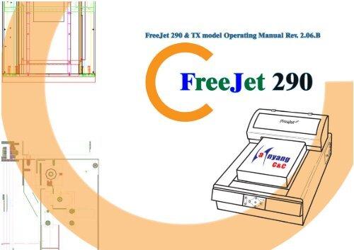 FREEJET 290 DRIVER FREE