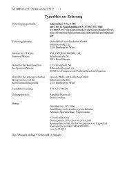 Typenblatt zur Zulassung - Grund-, Pfahl- und Sonderbau Gmbh