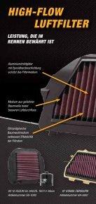PRODUKT BROCHÜRE - K&N Performance Filters - Seite 2