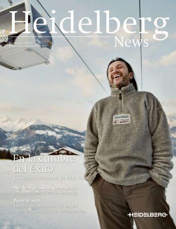 En la cumbre del éxito - Heidelberg News