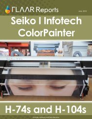 Seiko I Infotech ColorPainter - Wide-format-printers.org