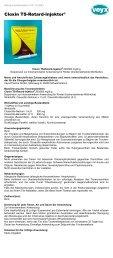 Cloxin TS-Retard-Injektor® - Veyx-Pharma GmbH