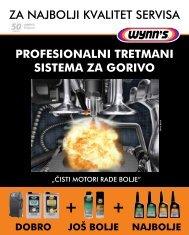 Premium tretmani - Wynn's