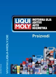 Liqui Moly katalog