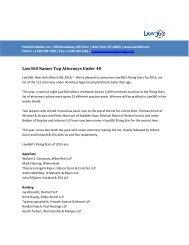 list - Gibson, Dunn & Crutcher LLP