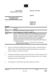 10420/10 SC/ec 1 DG H 2B COUNCIL OF THE EUROPEAN UNION ...