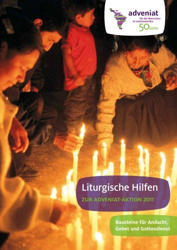 Download Liturgische Hilfen - Adveniat