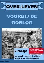 OVER-LEVEN VOORBIJ DE OORLOG - Katho