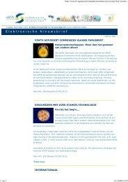 10 februari 2007 (pdf, nieuw venster) - Instituut Samenleving en ...