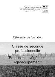 Référentiel de formation - ChloroFil