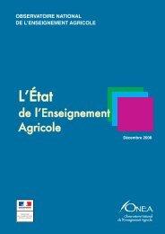 L'état de l'enseignement agricole - ChloroFil
