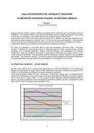 Le chirurgien digestif - Fédération française de chirurgie viscérale et ...