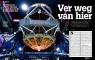 Een blik door de grootste telescoop op aarde laat ... - Tonie Mudde