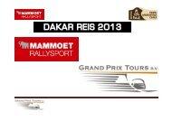 Wie is Grand Prix Tours - Mammoet Rallysport