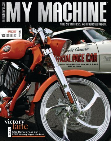 Link - My Machine Magazine