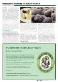 GrowinG Truffles in South AFriCA sToraGe soluTions For grAin ... - Page 7