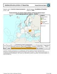 Lacerta vivipara pannonica.pdf - Eionet Forum - Europa