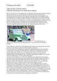 Isenhagener-Kreisblatt 14.08.2006 Adler machen in Brome Station ...