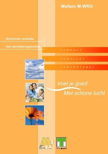 Informatiebrochure - Meltem ventilatieunit - NBD-online