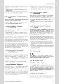 Gebruiksaanwijzing Vaillant 3 kW geoTHERM hybride ... - NBD-online - Page 7