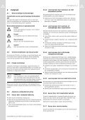 Installatiehandleiding Vaillant 3 kW geoTHERM ... - NBD-online - Page 5
