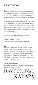 Programme xalapa2012 es - Page 4