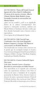 Programme xalapa2012 es - Page 7