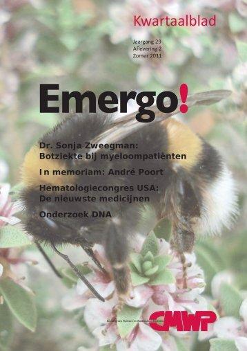 Download Emergo! 2 - 2011 hier. (pdf) - CMWP