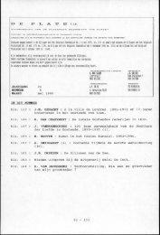 D E r> L 21/2. El? E v.z.w. Statuten gepubliceerd in de ... - De Plate