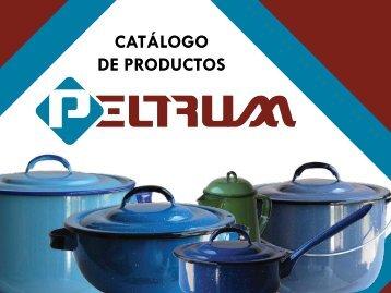 CATÁLOGO DE PRODUCTOS - PELTRUM