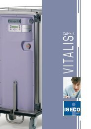 Vitalis Carbo GB - ISECO Food Service Products