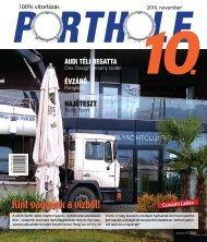 Porthole 10. - 2010 november
