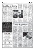 Hetilap PDF formátumban - Kárpátinfo.net - Page 6
