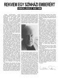bérczes lászló a gyermek halála othello: kamarás iván - Színház.net - Page 3