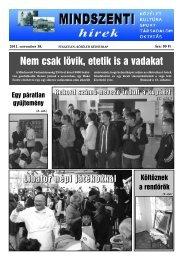 2011. november 18. - Promenad.hu