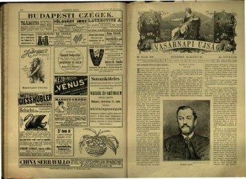 Vasárnapi Ujság - 43. évfolyam, 12. szám, 1896. márczius 22. - EPA