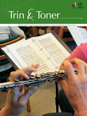 Trin & Toner 11-2009 - Spillemandskredsen.dk