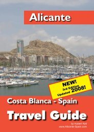 Benidorm Spain Travel Guide - cbSPAIN