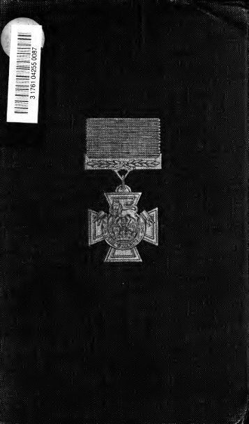 The book of the Victoria cross
