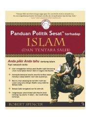 panduan-politik-sesat-islam-dan-tentara-salib-robert-spencer