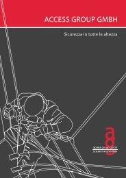 Imagebroschüre Italienisch.indd - access group gmbh