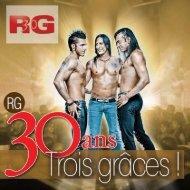 30 ANS DE RG - Guide Gai du Québec