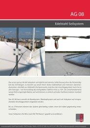 AG 08 Edelstahlseilsystem - access group gmbh