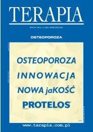 XIX Wielodyscyplinarne Forum Osteoporotyczne - International ...